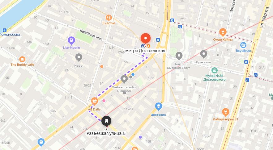 карта Адвоката